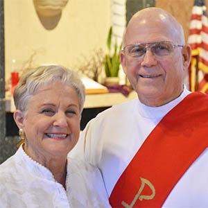Deacon bob & Patty